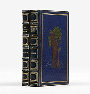 The Jungle Book; The Second Jungle Book.: KIPLING, Rudyard.