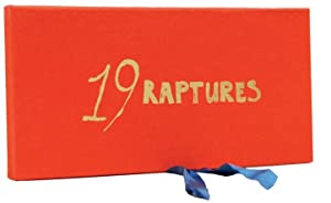 19 Raptures. Edited and with an introduction by Neal Brown.: EMIN, Tracey; Billy Childish; Bill ...
