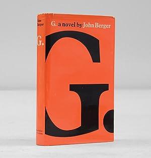 G. A Novel.: BERGER, John.
