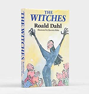 The Witches.: DAHL, Roald.