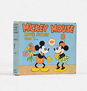 Mickey Mouse Movie Stories: Book 2.: DISNEY, Walt.)