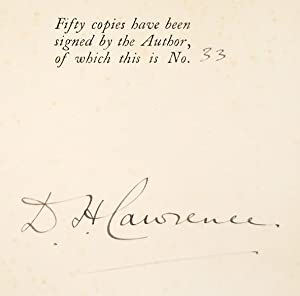 Women In Love.: LAWRENCE, D. H.