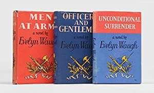 Men At Arms; Officers and Gentlemen; Unconditional: WAUGH, Evelyn.