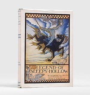 The Legend of Sleepy Hollow.: RACKHAM, Arthur.) IRVING,