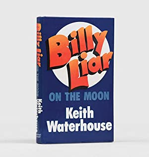Billy Liar on the Moon.: WATERHOUSE, Keith.