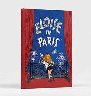 Eloise in Paris. Drawings by Hilary Knight.: THOMPSON, Kay.