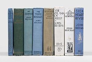 The Richard Hannay series.] The Thirty-Nine Steps;: BUCHAN, John.