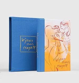Wyman Shoots Chagall.: CHAGALL, Marc.) Wyman,