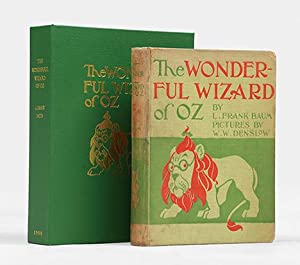 Wizard of oz book editions.