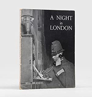 A Night in London. Story of a: BRANDT, Bill.
