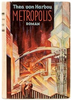 Metropolis.: HARBOU, Thea von.