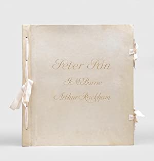 "Peter Pan Portfolio. From ""Peter Pan in: RACKHAM, Arthur.) BARRIE,"