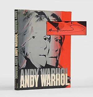 Ein Buch zur Ausstellung 1978 im Kunsthaus: WARHOL, Andy.