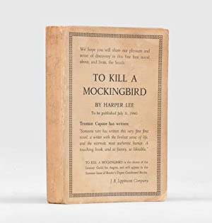 To Kill a Mockingbird.: LEE, Harper.