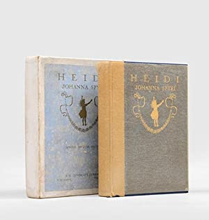 Heidi. Translated by Elisabeth P. Stork. With: SPYRI, Johanna.