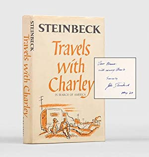Travels With Charley: In Search of America.: STEINBECK, John.