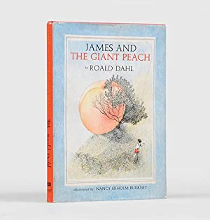 James and the Giant Peach. A children's: DAHL, Roald.