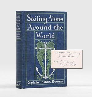 Sailing Alone Around the World. Illustrated by: SLOCUM, Joshua.