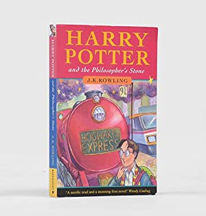 Harry Potter and the Philosopher's Stone.: ROWLING, J. K.