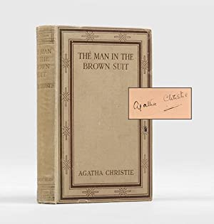 The Man in the Brown Suit.: CHRISTIE, Agatha.