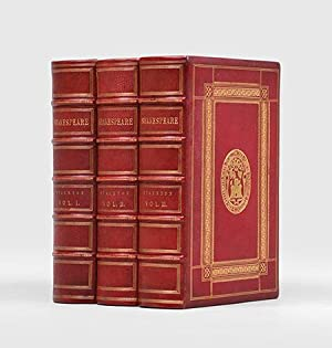 The Plays. Edited by Howard Staunton. The: SHAKESPEARE, William.