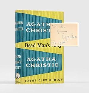 Dead Man's Folly.: CHRISTIE, Agatha.