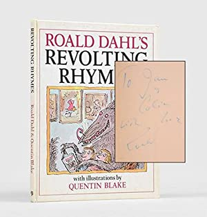 Revolting Rhymes.: DAHL, Roald.