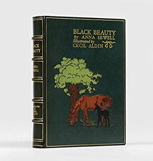 Black Beauty. The autobiography of a horse.: ALDIN, Cecil.) SEWELL,
