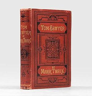 The Adventures of Tom Sawyer.: CLEMENS, Samuel Langhorne]