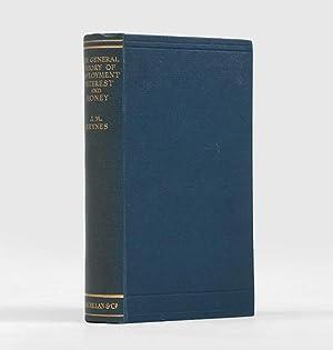 The General Theory of Employment Interest and: KEYNES, John Maynard.
