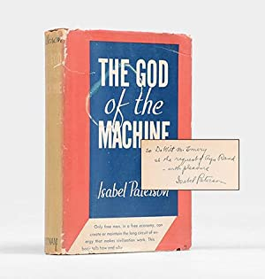 The God of the Machine.: PATERSON, Isabel.