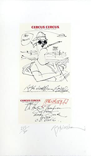 Historical Document.: STEADMAN, Ralph