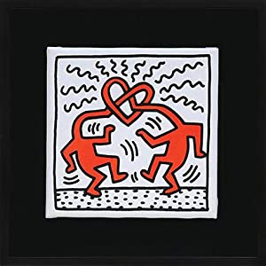 Untitled.: HARING, Keith.