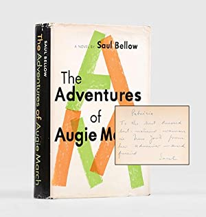 The Adventures Of Augie March By Bellow Saul New York