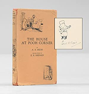 The House at Pooh Corner. With an: SHEPARD, E. H.)