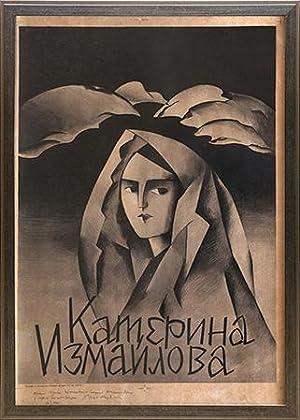 Signed proof poster for the film of: SHOSTAKOVICH, Dmitri.