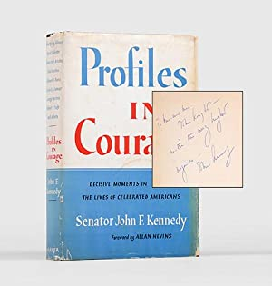 Profiles in Courage.: KENNEDY, John F.