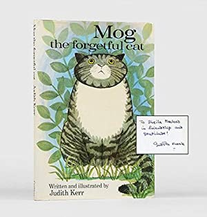 Mog the forgetful cat.: KERR, Judith