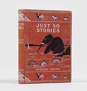 Just So Stories For Little Children. With: KIPLING, Rudyard.