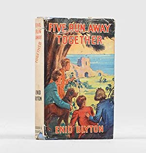 Five Run Away Together.: BLYTON, Enid.