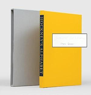Hockney's Alphabet.: HOCKNEY, David; Stephen