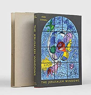 The Jerusalem Windows. Text and Notes by: CHAGALL, Marc.