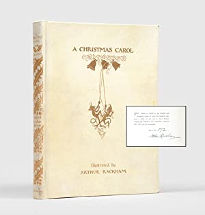 A Christmas Carol.: RACKHAM, Arthur.) DICKENS,