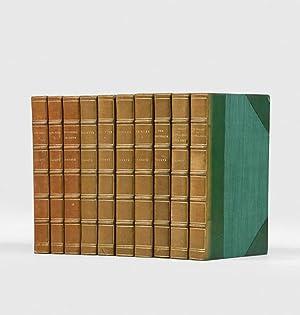 The Novels of the Sisters Brontë. In: DULAC, Edmund.) BRONTË,