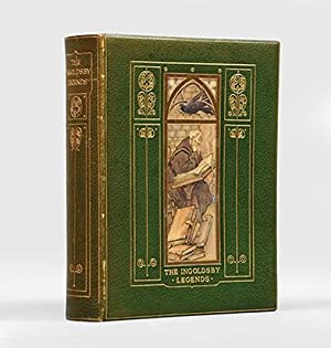 The Ingoldsby Legends. Or Mirth and Marvels.: CHIVERS BINDING; RACKHAM,