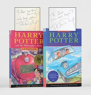 Harry Potter and the Philosopher's Stone; [together: ROWLING, J. K.