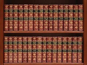The Complete Works. [Including The Leatherstocking Tales;: COOPER, James Fenimore.