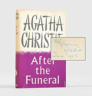 After the Funeral.: CHRISTIE, Agatha.