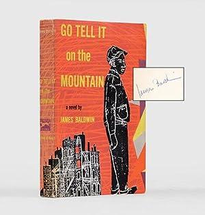 Go Tell It on the Mountain.: BALDWIN, James.