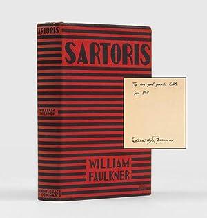 Sartoris.: FAULKNER, William.